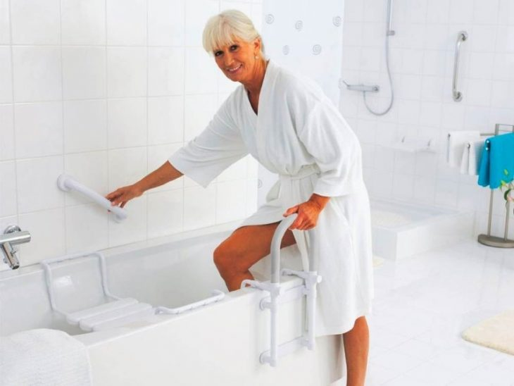 для мытья инвалидов в ванной