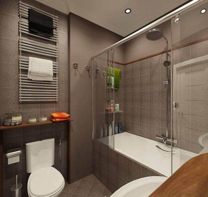 идеи ванной комнаты в хрущевке