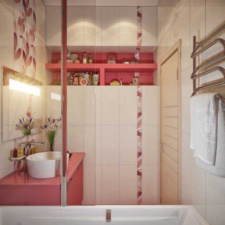 идеи бюджетной ванной