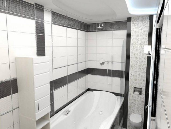 идеи для маленькой ванной
