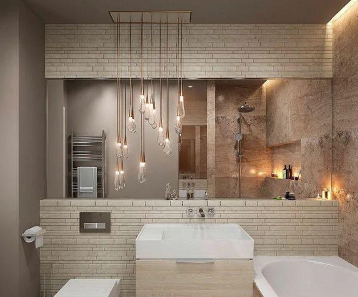 идеи дизайна интерьера ванной
