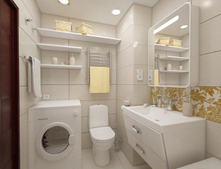 идеи оформления ванной