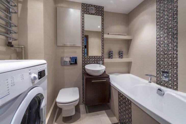 идеи отделки ванны