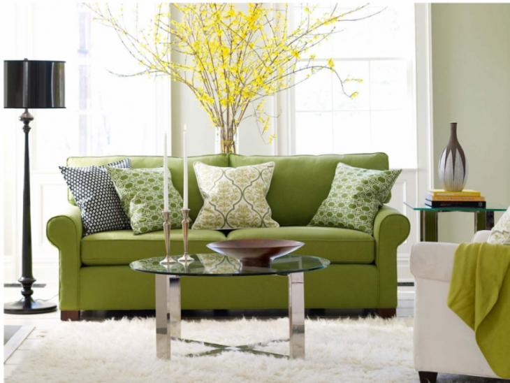 современные цвета в интерьере квартиры