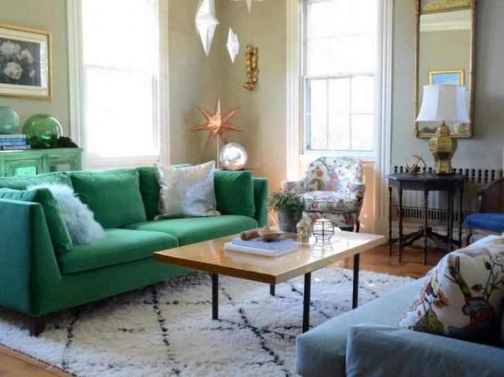 цвета в интерьере маленькой квартиры