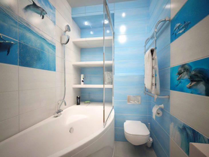 идеи ремонта ванной комнаты своими руками