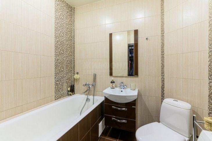 дизайнерский ремонт ванной комнаты