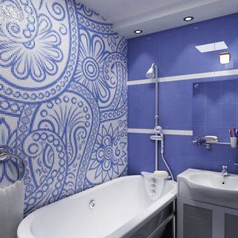 Реальный ремонт ванной комнаты. 95 фото косметического ремонта ванной комнаты