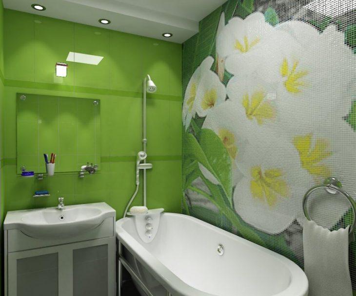 фото ванной комнаты после ремонта