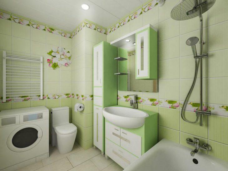 ремонт ванной комнаты кафелем