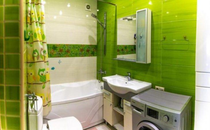 варианты ремонта ванной комнаты фото