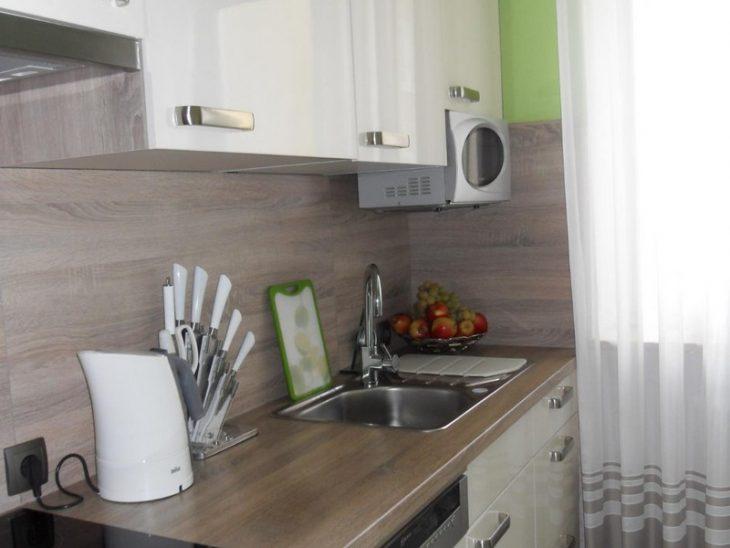 кухни хрущевки дизайн цвета