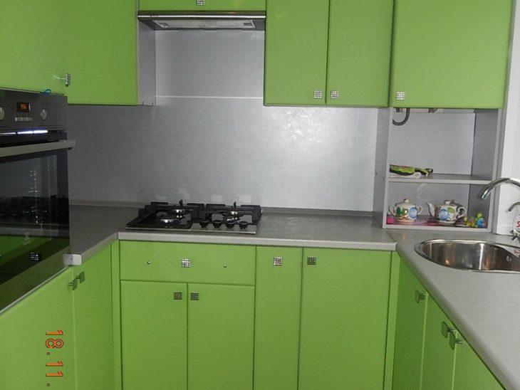 кухня в хрущевке идеи дизайна