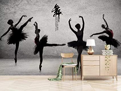 Интерьер танцевальной студии