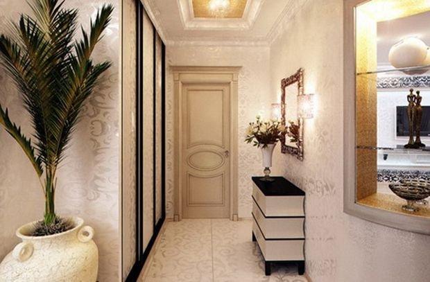 Панели для стен для внутренней отделки коридора