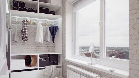 Балконы дизайн внутри – фото, варианты отделки