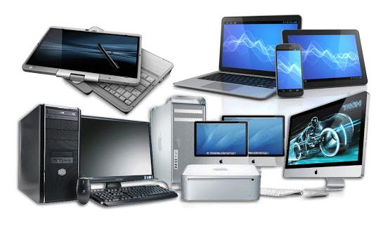 Компьютерное оборудование - единицы вывода