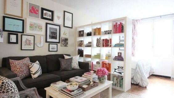 Стеллажи Икеа металлические и деревянные для (почти) любого места в доме