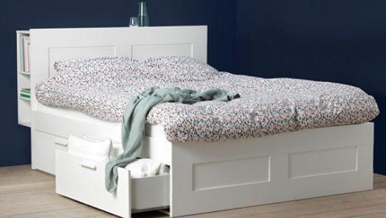 Икеа кровати полутороспальные