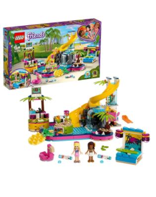 Lego Friends - один из лучших конструкторов для маленькой принцессы