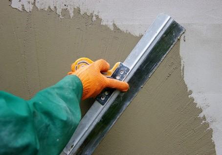 Как правильно штукатурить стены: штукатурим своими руками